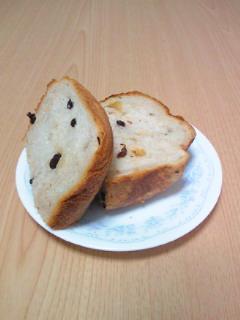 ブドウジュースのブドウパン